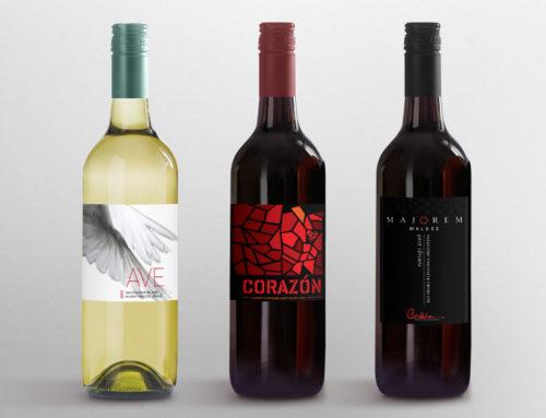 Cordúa Wine Labels