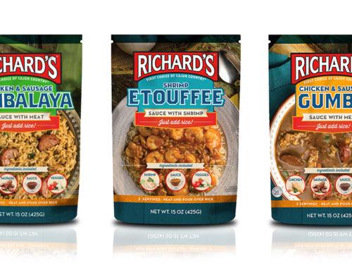 Richard's Pour Over Sauces