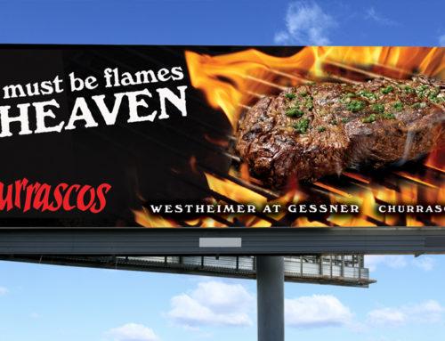 Churrascos Billboard