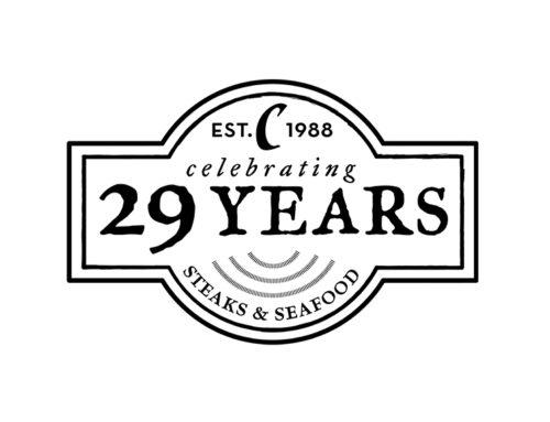 Churrascos 29 Year Anniversary