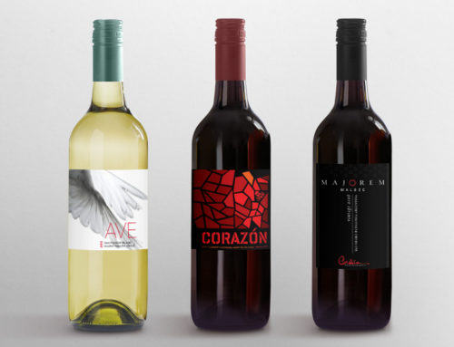 Cordúa Wine Labels
