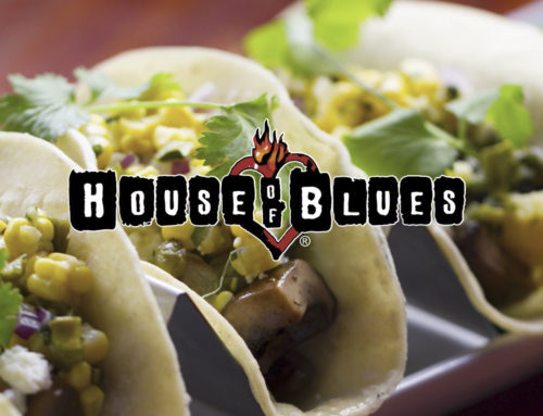 House of Blues-Southern Tacos