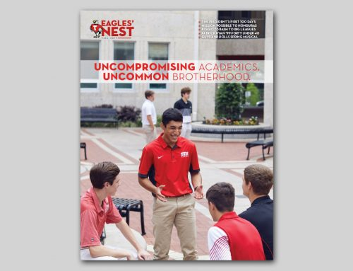 Eagles' Nest Magazine: Fall 2019