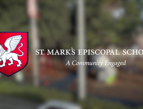 "St. Marks Episcopal School ""Admissions"""