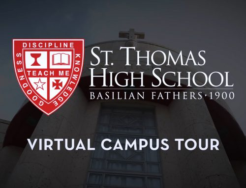 "St. Thomas High School ""Virtual Campus Tour"""